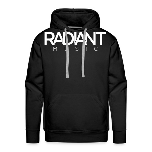 Radiant Hoodie - Dark - Men's Premium Hoodie