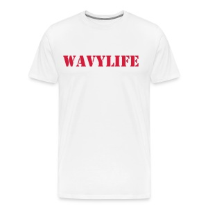 WavyLife Original MEN - Men's Premium T-Shirt