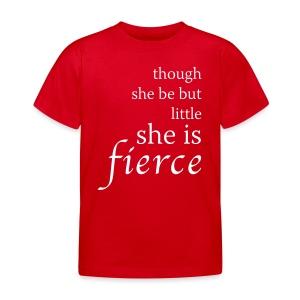Fierce Kids' T-Shirt - Kids' T-Shirt