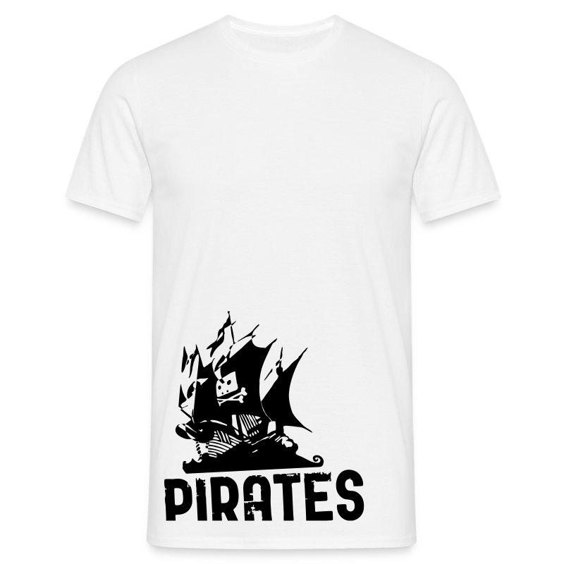 Pirates - Männer T-Shirt