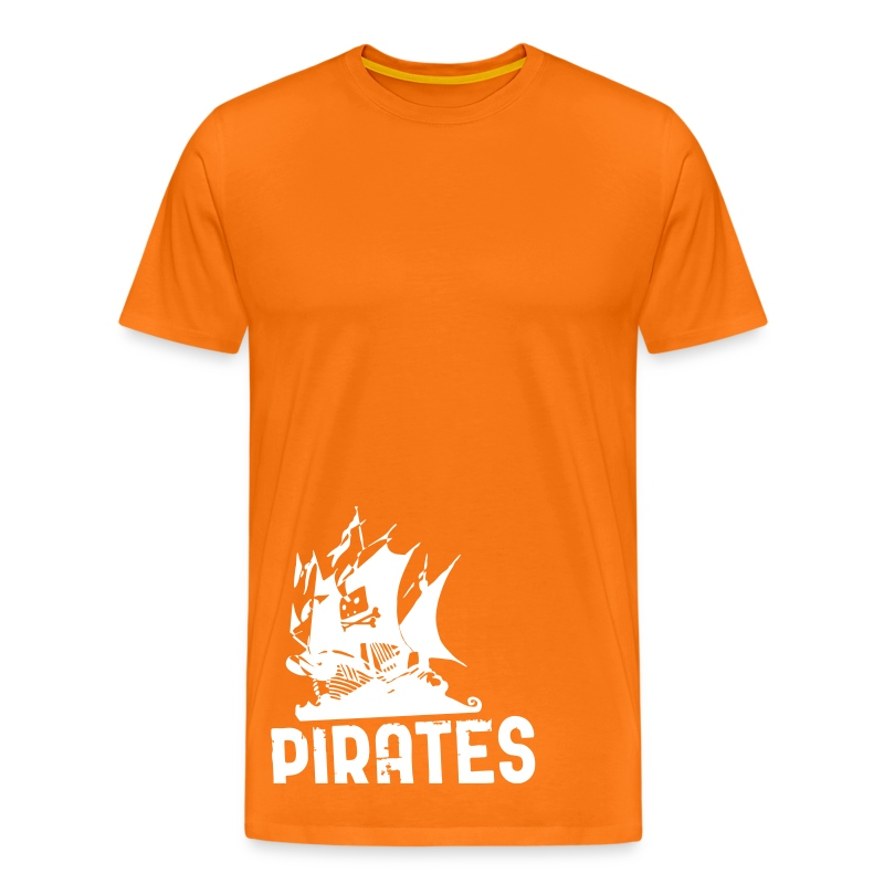 Pirates - Männer Premium T-Shirt