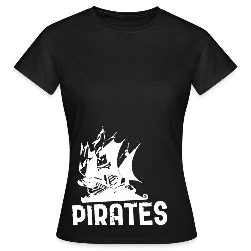 Pirates - Frauen T-Shirt