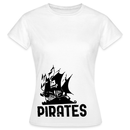 Pirates - Frauen T-Shirt