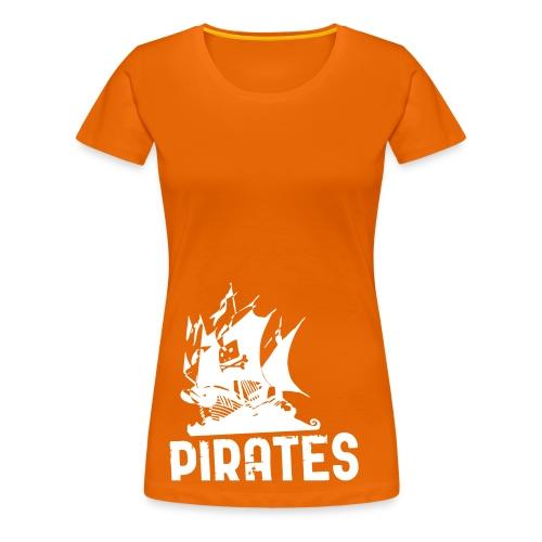 Pirates - Frauen Premium T-Shirt