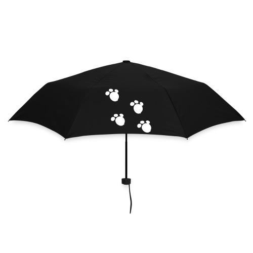 Parapluie pates de chiens - Parapluie standard