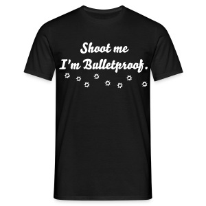 The bulletproof - 02. - T-shirt Homme
