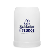 Tassen & Zubehör ~ Bierkrug ~ RSF Fan-Bierkrug