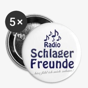 RSF Fanartikel - Buttons groß 56 mm