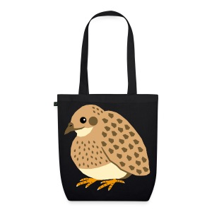 Japanese Quail - EarthPositive Tote Bag