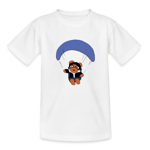 Fliegerbär Kindershirt - Kinder T-Shirt