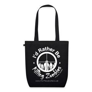Tote Bag - I'd Rather Be ... - EarthPositive Tote Bag