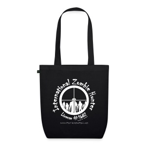 Tote Bag - International Zombie Hunter - EarthPositive Tote Bag
