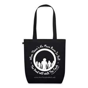 Tote Bag - No More Room In Hell - EarthPositive Tote Bag
