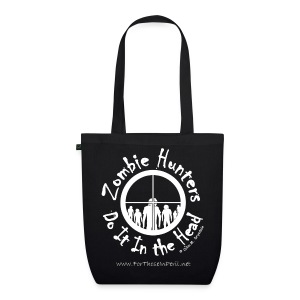 Tote Bag - Zombie Hunters - EarthPositive Tote Bag