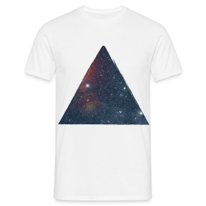 Pyramid Galaxy  - T-shirt Homme