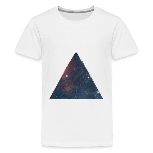 Pyramid Galaxy  - T-shirt Premium Ado