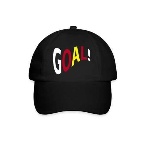 Goal! Kappe - Baseballkappe