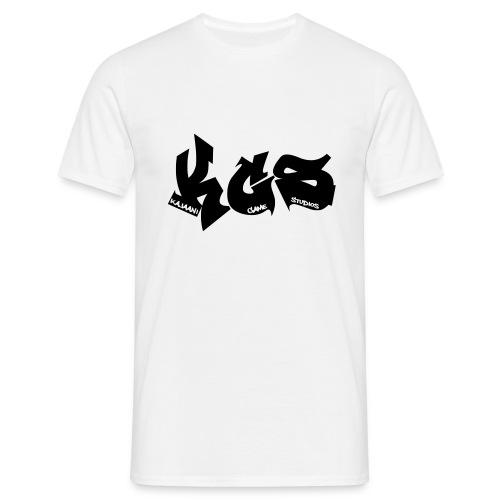 KGS-paita, miesten - Miesten t-paita