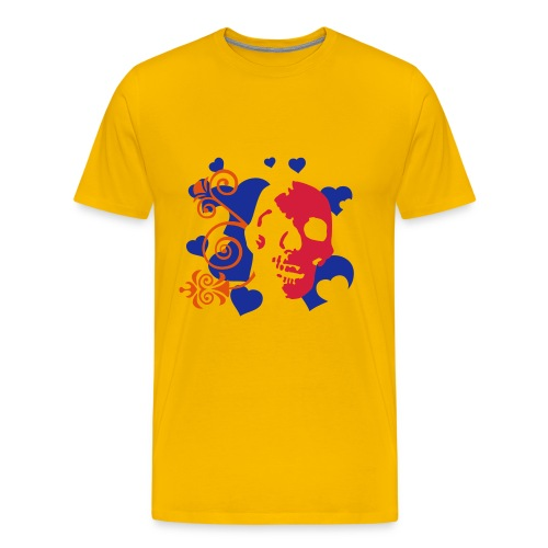 Colombia - T-shirt Premium Homme