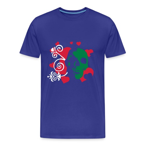 Italia - T-shirt Premium Homme