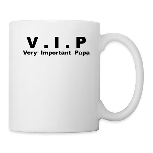 Mug V.I.P - Very Important Papa - Mug blanc