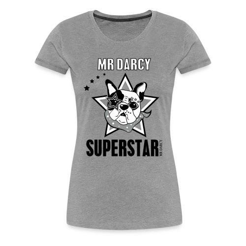 Mr Darcy SUPERSTAR  Damen Premium  - Frauen Premium T-Shirt