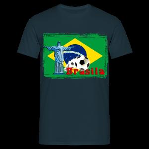 Brasilien Fussball - Männer T-Shirt