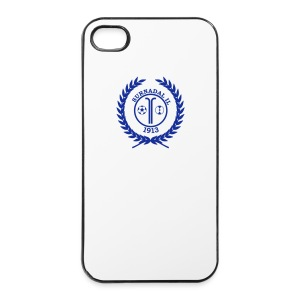 SIL-deksel til iPhone 4/4S - iPhone 4/4s hard case