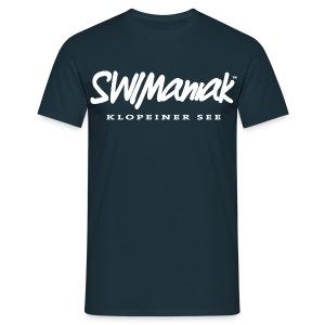 SWIManiak T-Shirt - Männer T-Shirt