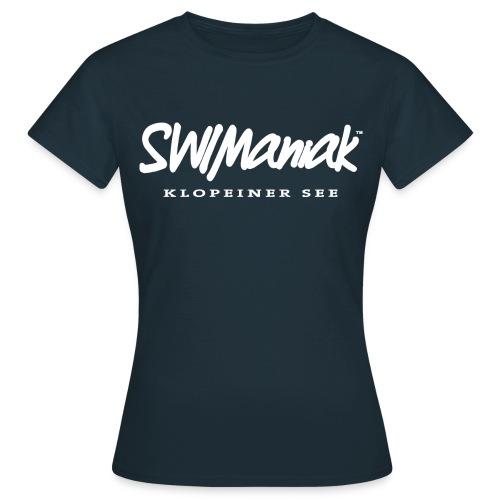 SWIManiak T-Shirt - Frauen T-Shirt