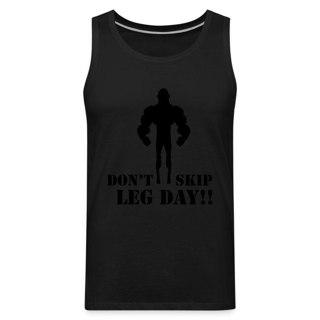Leg Day vest