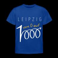 T-Shirts ~ Kinder T-Shirt ~ Kinder T-Shirt Von 0 auf 1000