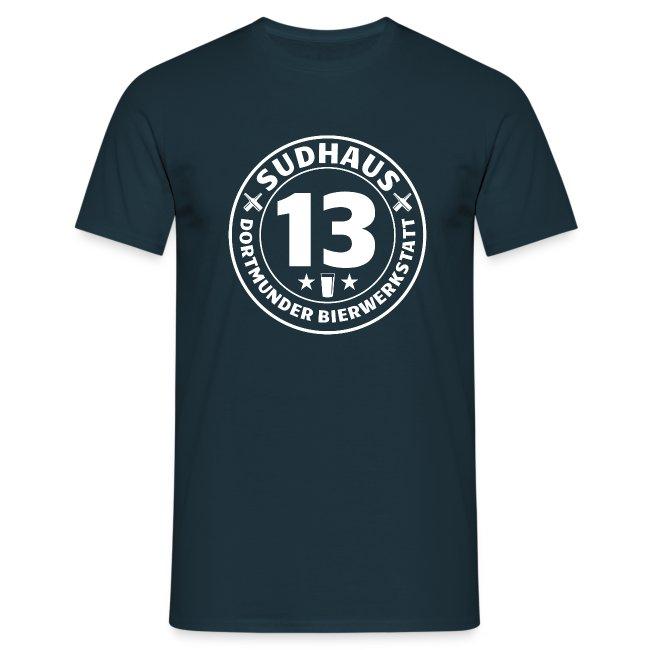 Simples Shirt für Sudhaus-13-Freunde