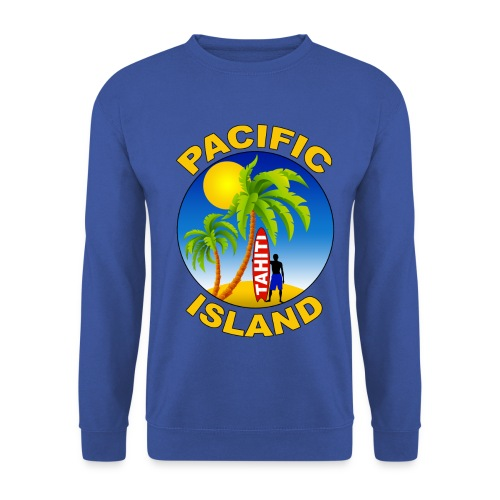 Tahiti Pacific Island - Men's Sweatshirt