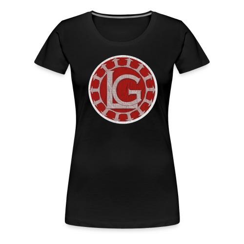 Locz Grip GirlieShirt - Frauen Premium T-Shirt