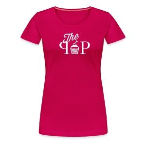#Ppicnic cupcake - Women's Premium T-Shirt