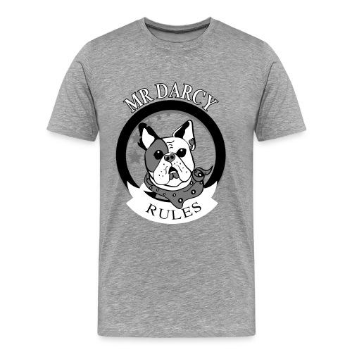 MR DARCY RULES Premium Herren  - Männer Premium T-Shirt