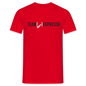 Team Expresso - Men's T-Shirt