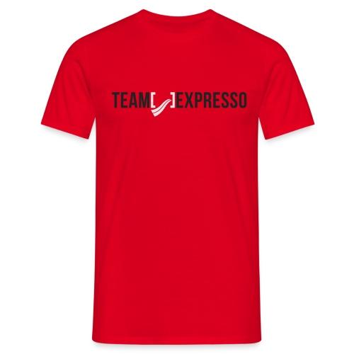Team Expresso - Men's T-Shirt