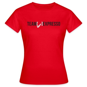 Team Expresso - Women's T-Shirt
