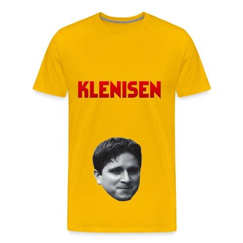 Kappa T-shirt herr - Premium-T-shirt herr
