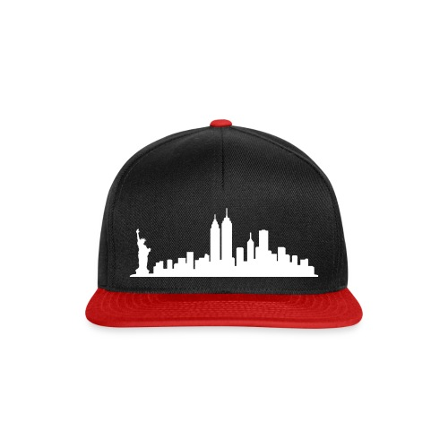 Man-hatt-cap - Snapback Cap