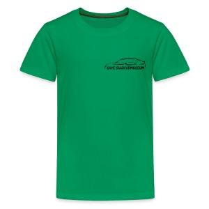 SAVE SAABCARMUSEUM - Teenager Premium T-Shirt