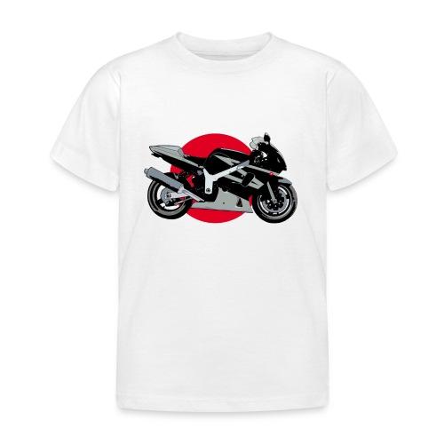 T-shirt Enfant - Bike,Customstyle,Gex,Gsxr,Moto,Suzuki