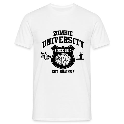Skilyx : Tee-Shirt Blanc - T-shirt Homme