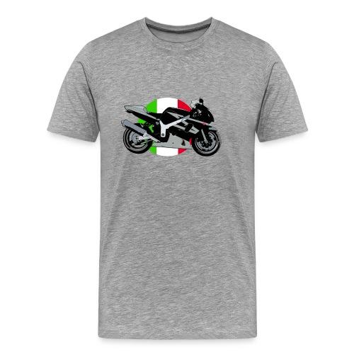 T-shirt Premium Homme - Bike,Customstyle,Gex,Gsxr,Moto,Suzuki
