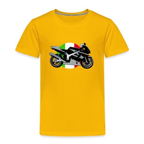 T-shirt Premium Enfant - Suzuki,Moto,Gsxr,Gex,Customstyle,Bike