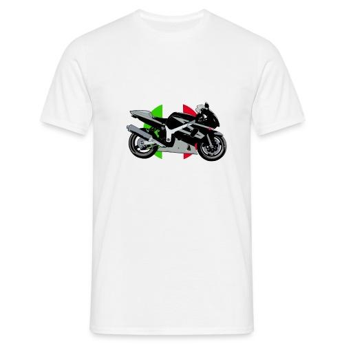T-shirt Homme - Bike,Customstyle,Gex,Gsxr,Moto,Suzuki