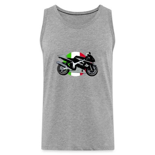 Débardeur Premium Homme - Bike,Customstyle,Gex,Gsxr,Moto,Suzuki