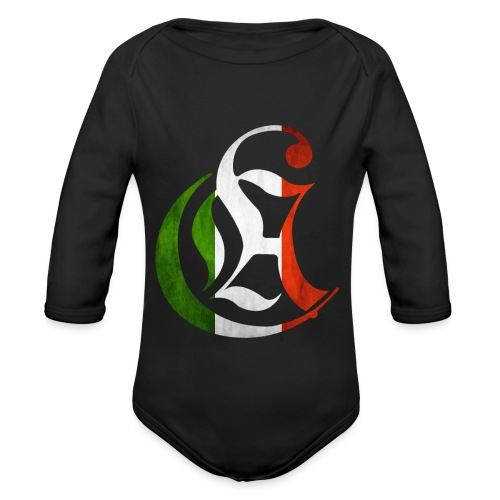 CA Italia - Body Bébé bio manches longues